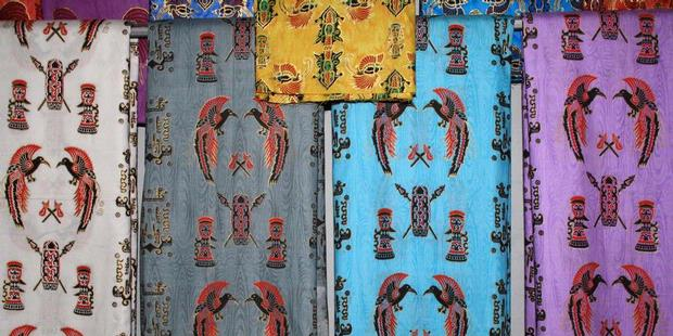 Batik Papua, Sang Primadona yang Ada di Timur Indonesia