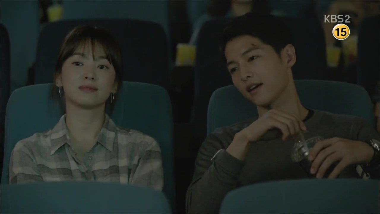 kutipan drama korea paling menarik descendants of the sun