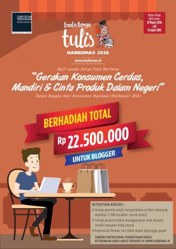 Cintai Produk Indonesia Agar Juara Mea Halaman All