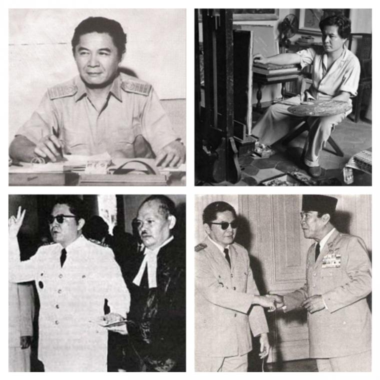 Henk Ngantung: Korban 1965 yang Terlupakan
