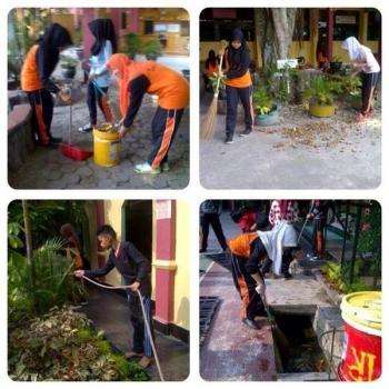 Menjaga Kebersihan Lingkungan Sekolah Kompasianacom