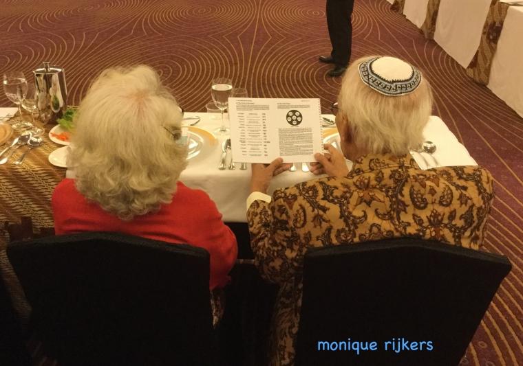 Paskah Komunitas Yahudi Ortodoks di Jakarta
