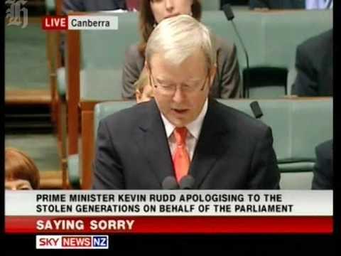 kevin rudd sorry speech analysis
