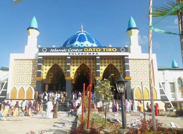 "Masjid Islamic Centre ""Dato Tiro"" Bulukumba"