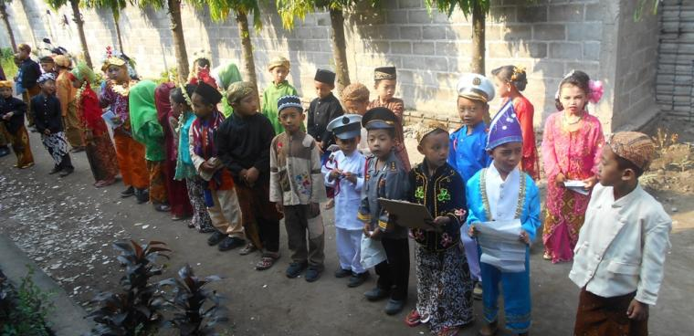 Ingin Sukses Gerakan Pendidikan Semesta, Atur Ulang Konsep Diri Dulu