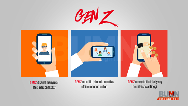 Fenomena Generasi Z, Mereka Bukanlah Zombie dengan Gadget di Tangan