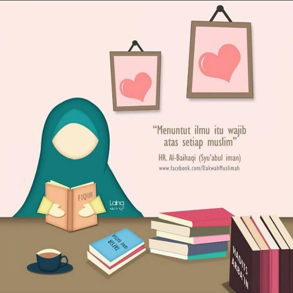 Tips Menambah Ilmu untuk Muslimah yang Sibuk Halaman all - Kompasiana.com