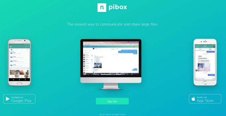 Pibox: WhatsApp yang Bisa Kirim File Besar
