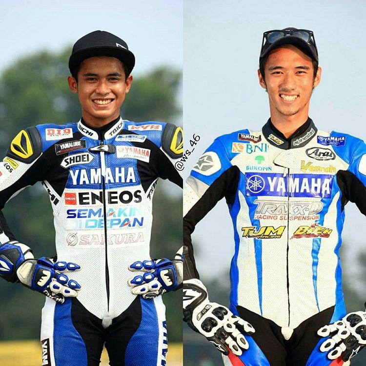 Dua Pebalap Indonesia jadi Murid Valentino Rossi