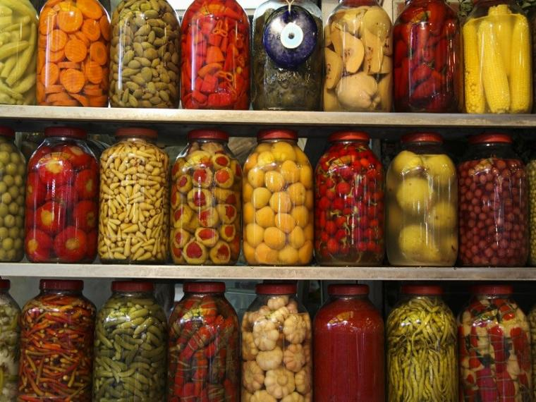 6 Cara Pengawetan Makanan
