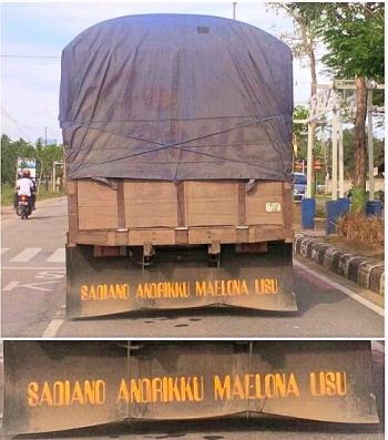 Pelajaran Hidup Dari Sopir Truck Halaman All Kompasianacom