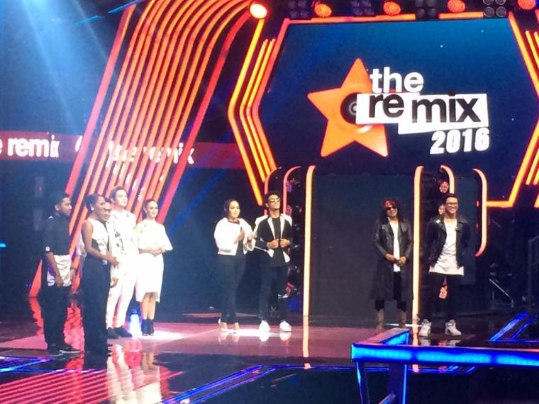The Remix NET TV 2016 Kompetisi Musik Elektronik Terbesar di Indonesia