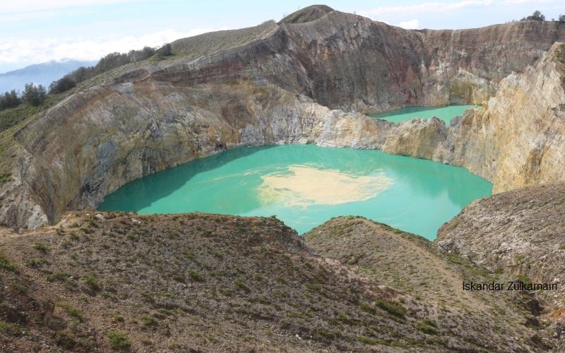 danau kelimutu tempat kembalinya para arwah oleh iskandar rh kompasiana com