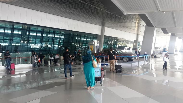 Terminal 3 Ultimate Bandara Soekarno Hatta: Terkesan Dipaksakan Beroperasi