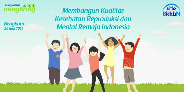 Inilah Pemenang Blog Competition Kesehatan Reproduksi dan Mental Remaja BKKBN!