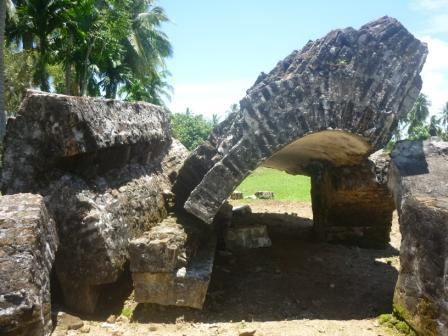 Hilangnya Jejak Inggris di Benteng Anna, Muko-Muko