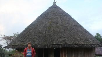 530 Koleksi Gambar Rumah Adat Suku Flores Gratis Terbaru