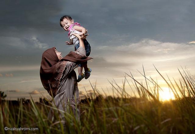 Puisi | Ibu, Tuhanku Ada di Mana?