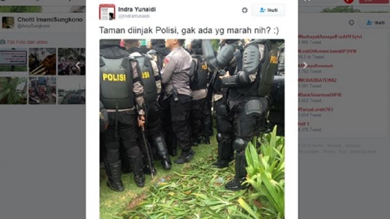 Ada Bayaran Untuk Peserta Demo Yang Bersorban dan Berbaju Koko Tanggal 4 November 2016