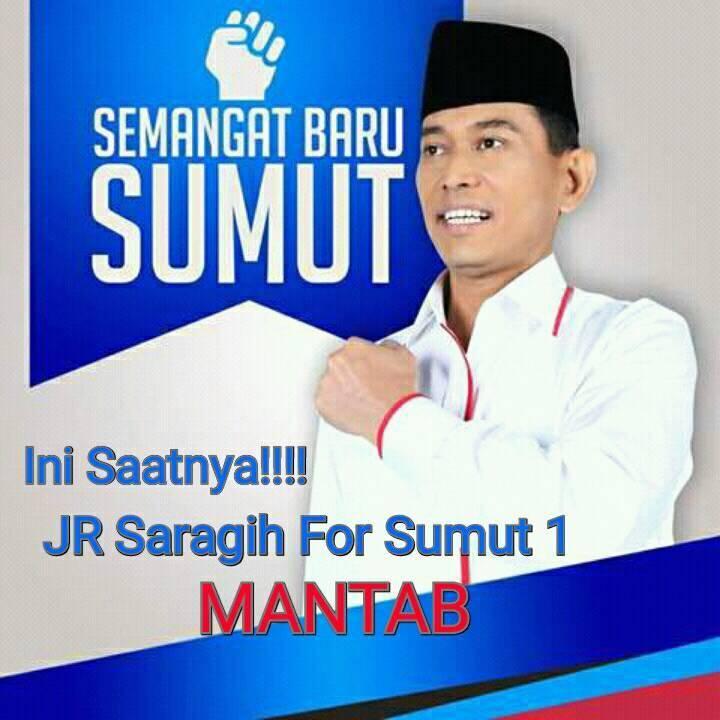 Sosok JR Saragih, Bupati Simalungun: Unik dan Kharismatis