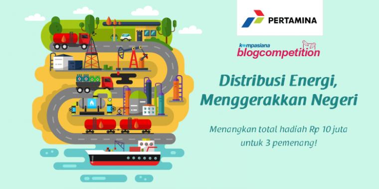 [HARI TERAKHIR] Blog Competition: Distribusi Energi, Menggerakkan Negeri