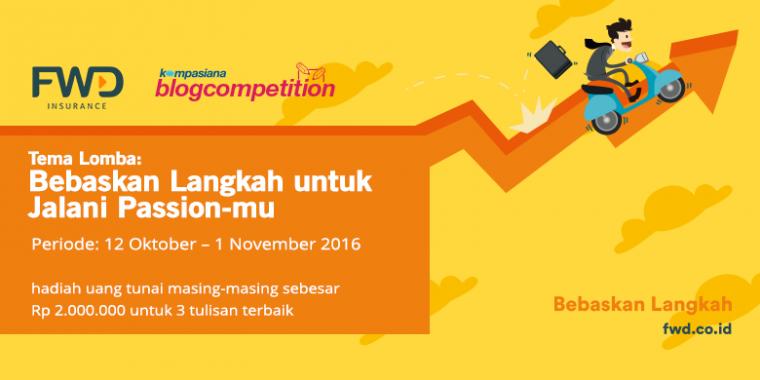 Apakah Anda Menjadi Pemenang Blog Competition FWD Life? Cari Tahu Di Sini!