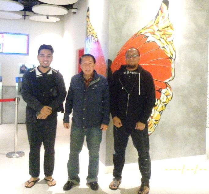 Salam dari Mahasiswa Malaysia untuk Indonesia