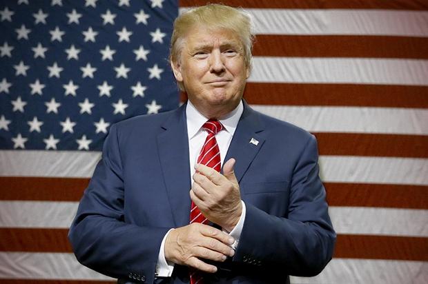 Di Balik Kemenangan Donald Trump