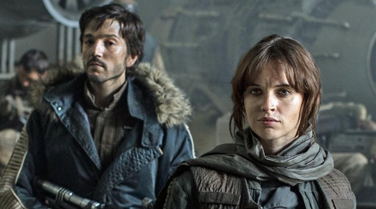 Star Wars Rogue One, Hadirkan Tokoh tanpa Gunakan Pemeran