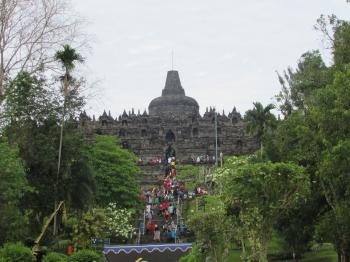 Candi Borobudur Sebagai Warisan Budaya Dunia Kompasiana Com