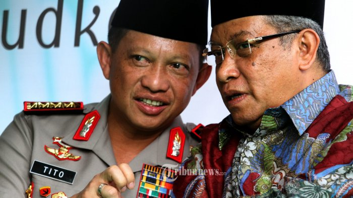 """Grand Design"" Kasus Ahok: Akhir Euforia Rizieq FPI dan TNI-Polri hingga Jokowi Bentengi Pancasila"