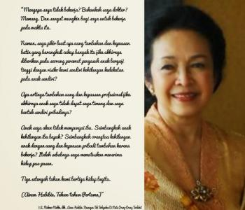 The Real Mom And The Best Wife Di Balik Kisah Habibie
