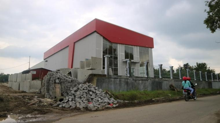 Seperti Apa Kondisi Terkini Pabrik Mobil Esemka di Boyolali?