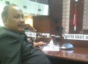 Selamat Jalan Sahabatku Janter Sirait SE, Anggota DPRD Sumut