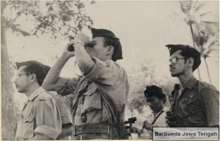 Moeffreni Moe'min: Perjuangan Revolusi Indonesia
