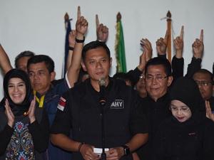 Kekalahan AHY, Kemenangan SBY