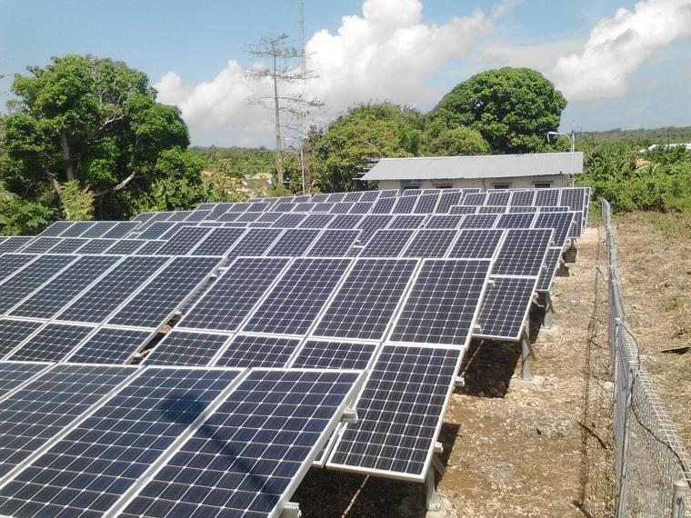 Listrik Matahari Rp10.000,00 Per Bulan di Pulau Terdepan