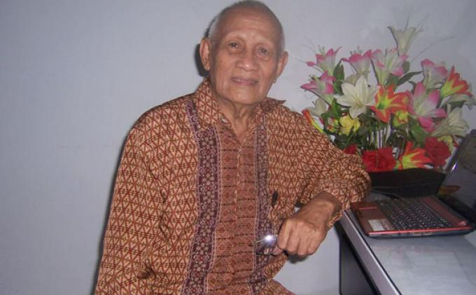 Selamat Jalan Sastrawan dan Wartawan Senior Gerson Poyk
