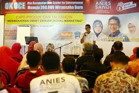 Ini Kelebihan OK OCE daripada Jakarta Creative Hub