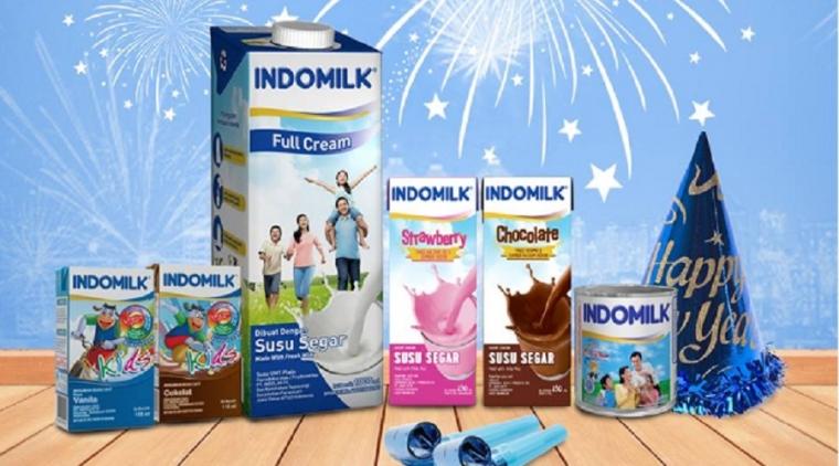 Rebutan Sehat, Rebutan New Indomilk Uht 250Ml