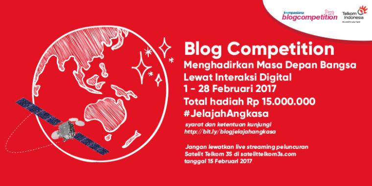 Inilah Pemenang Blog Competition Telkom Indonesia!