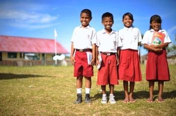Penguatan Gerakan Literasi Pada Jenjang Sekolah Dasar