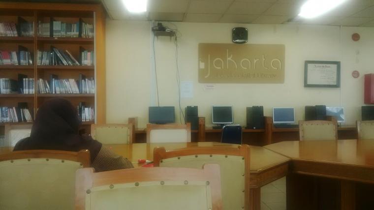 Perpustakaan Sayang, Perpustakaan Malang