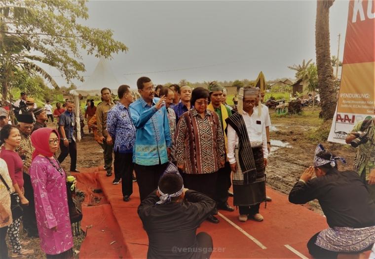 Jokowi Batal Hadir, Pembukaan Kongres MAN Ke-5 Tetap Meriah