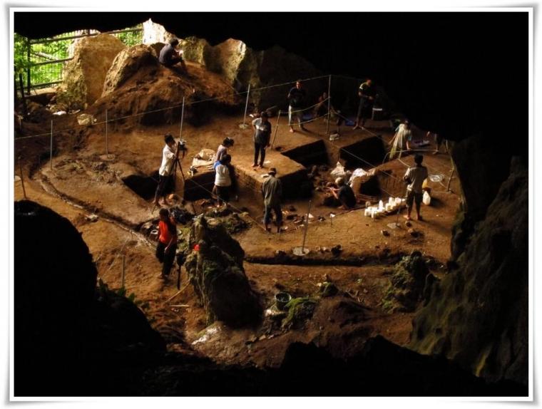 Ekskavasi Arkeologi Bertujuan Menemukan Harta Karun Ilmu