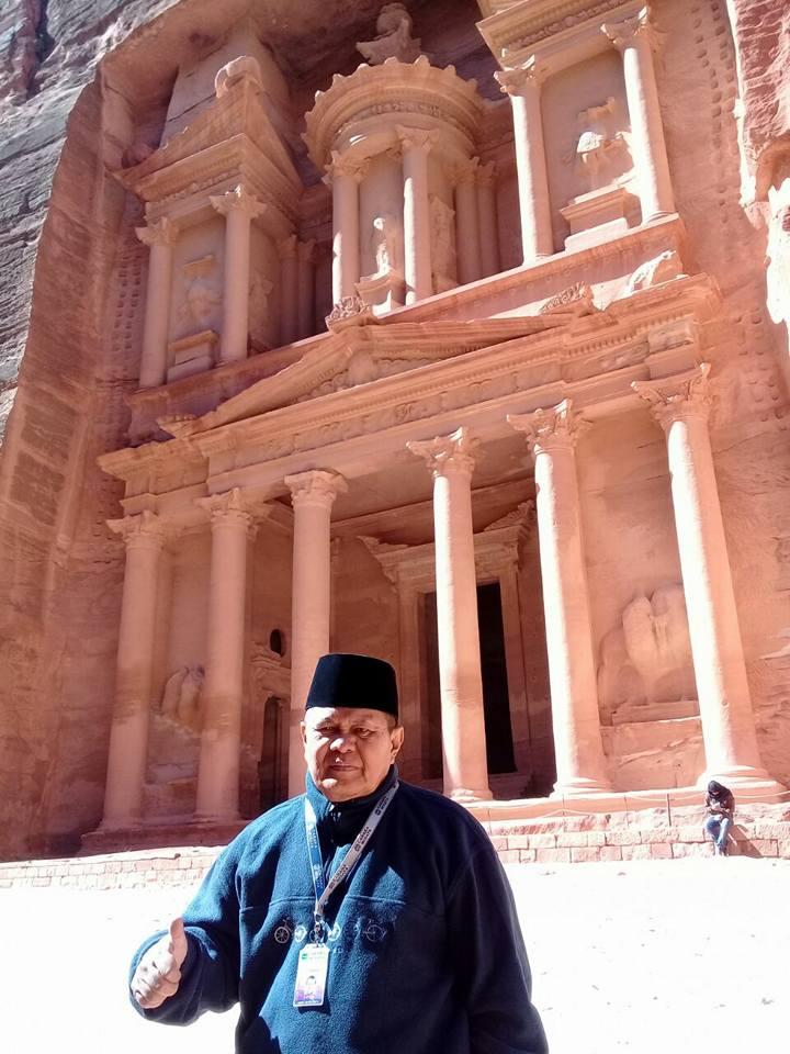 Menyaksikan Kekuasaan Tuhan di Petra Jordania