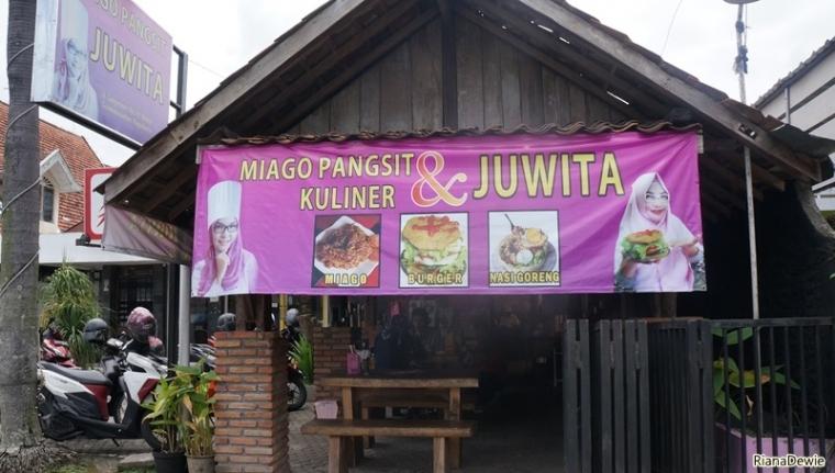 Miago Pangsit Juwita, Kuliner Sederhana yang Diincar Banyak Media
