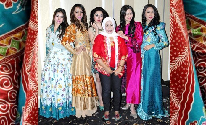 Batik Etnik Tangsel Menuju Go Internasional