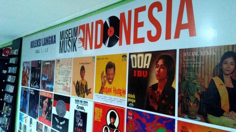 Museum Musik Indonesia dalam Upaya Menyelamatkan Sejarah Musik Indonesia
