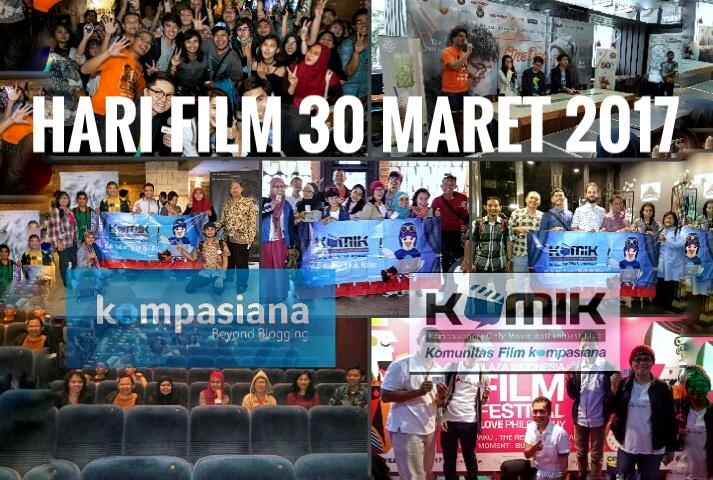 [Event] Semarakkan Hari Film Nasional dengan Berbagi Kisah dan Opini